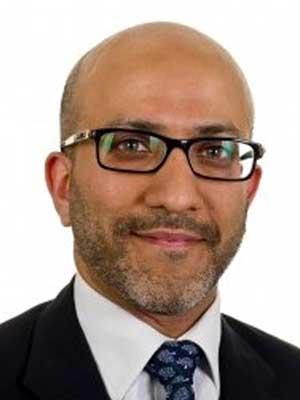 Dr Juber Hafiji - dover Street Doctors